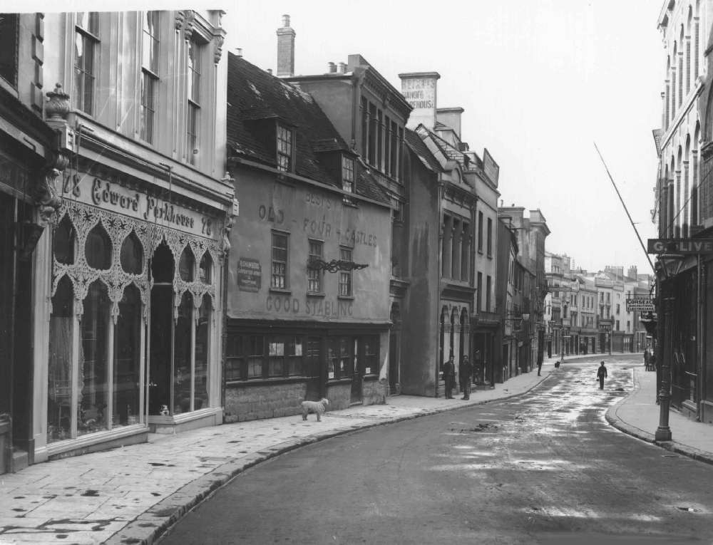 Old Plymouth Photographs