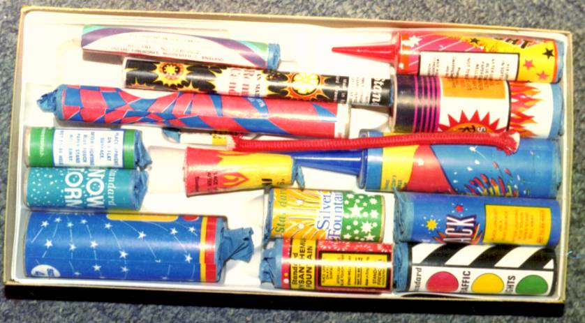 Standard fireworks, Fireworks and A box on Pinterest