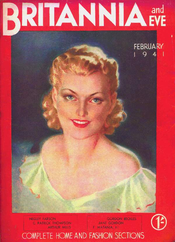 WOMENS MAGAZINES OF THE 1920`s 1930`s, 1940`s, role of women