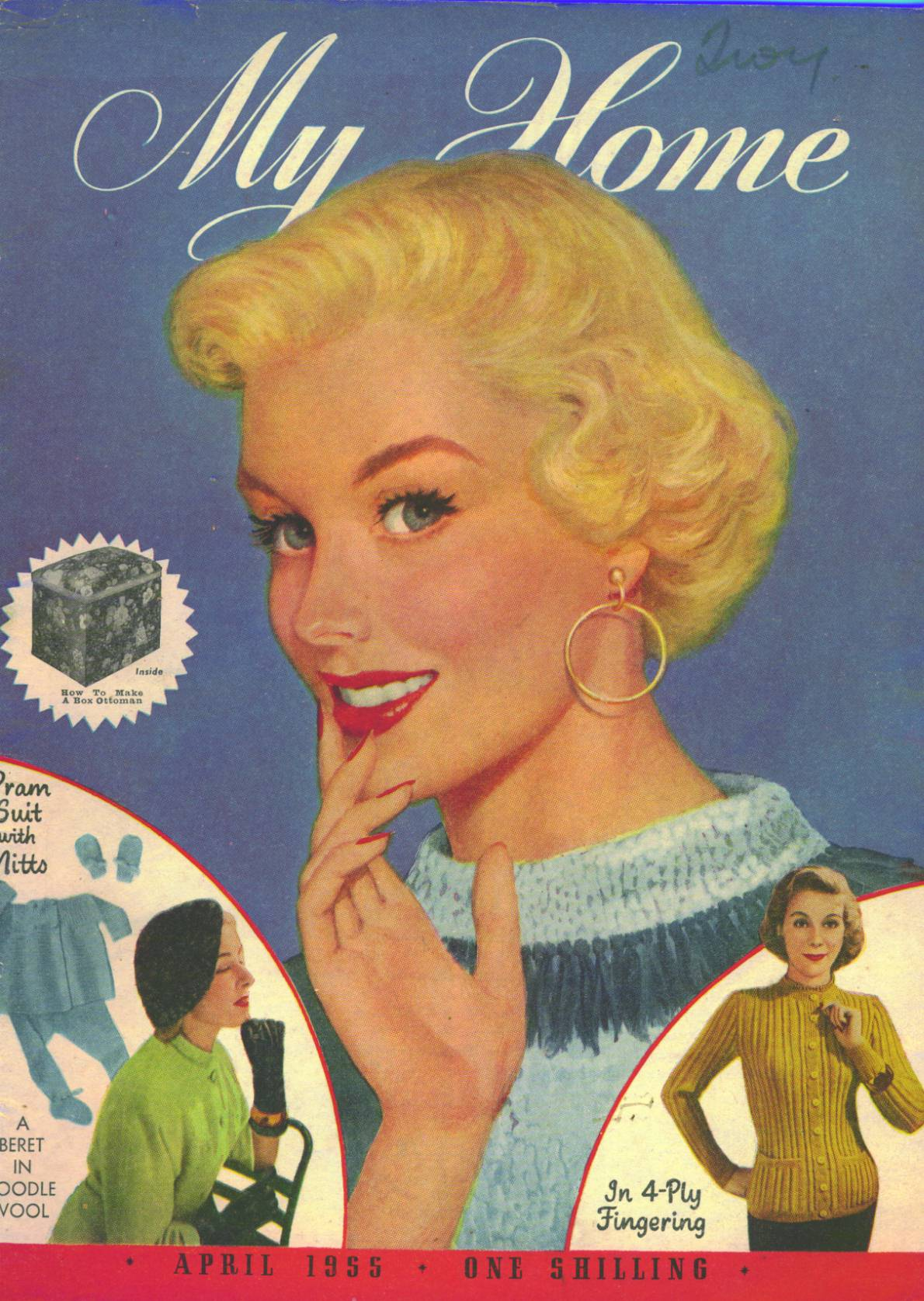 Womens magazines of the 1950 s